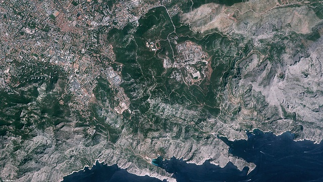 אזור מרסיי בדרום צרפת (צילום: ונוס)