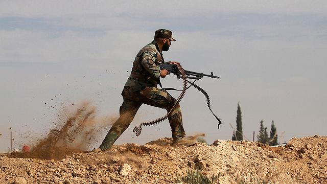 Проиранские шиитские милиции воюют с ИГ в Ираке. Фото: АР