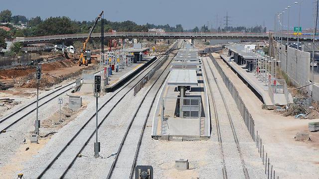 Railway infrastructure work (Photo: Facebook)