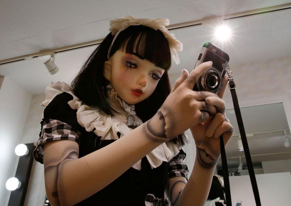 לולו השימוטו. מי לא רוצה להיראות חמודה? (צילום: רויטרס)