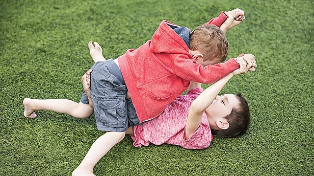 תנו לילדים לצאת מאזור הנוחות (צילום: shutterstock)