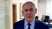 """""""החיוור שנמס בשמש בישראל?"""": נתניהו מברך את קונאן אובראיין"""