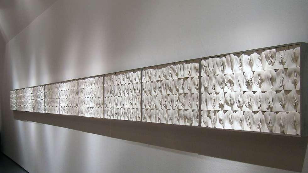 """""""חומת הוואגינה"""" (צילום: print screen)"""