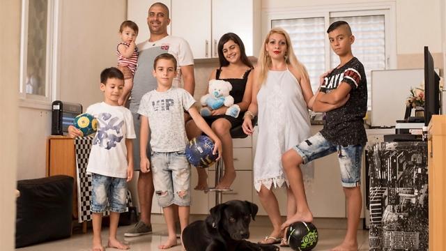משפחת אופנר (צילום: אלבום פרטי)