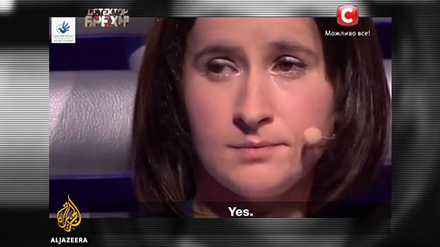 Elena Zakusilo on Lie Detector