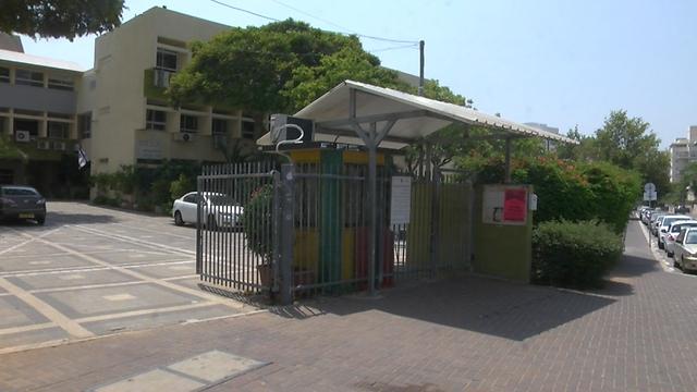 בית הספר בן צבי בקריית אונו (צילום: יוגב אטיאס) (צילום: יוגב אטיאס)