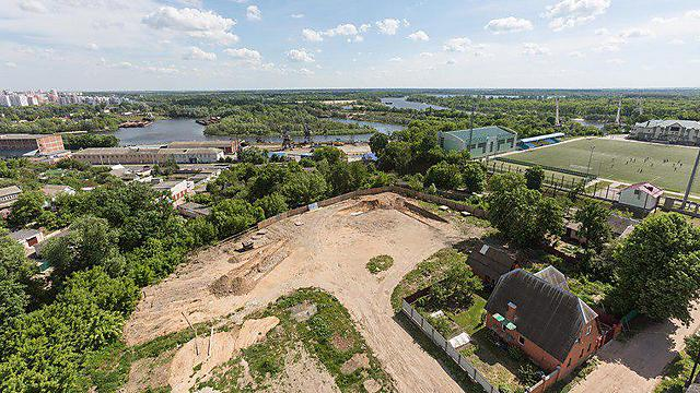 An overhead view of the site (Photo: gp.by) (Photo: gp.by)
