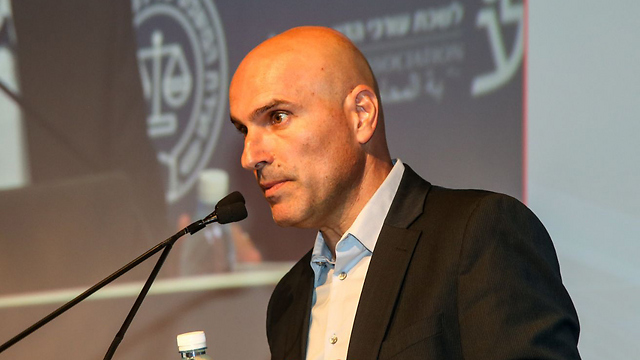 Israel Bar Association Chairman Nave was willing to forgo appointment a private sector attorney so Kabub may be nominated (Photo: Yariv Katz)