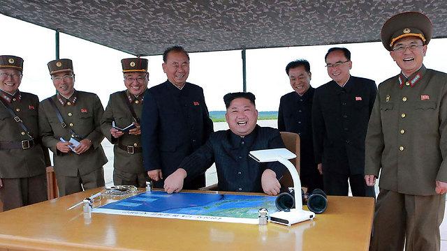 צפון קוריאה קוראת לפרק את מועצת הביטחון (צילום: AFP) (צילום: AFP)