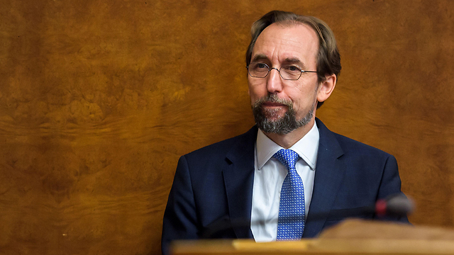 UN High Commissioner for Human Rights al-Hussein cautioned companies of their impending inclusion in his group's blacklist (Photo: AFP)