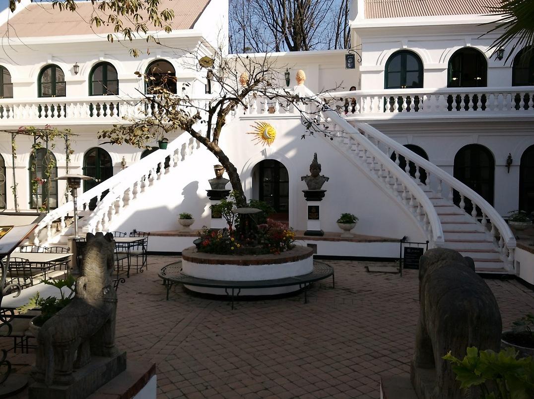 מלון מרהיב: מומלץ גם רק לביקור קצר (Rina shapira)