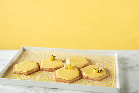 עוגיות מייפל ואגוזים. מתכון: פטיט גאטו (צילום: יסמין ואריה צלמים)