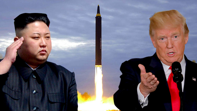Kim Jong Un and Trump (Photo: Reuters, AFP)