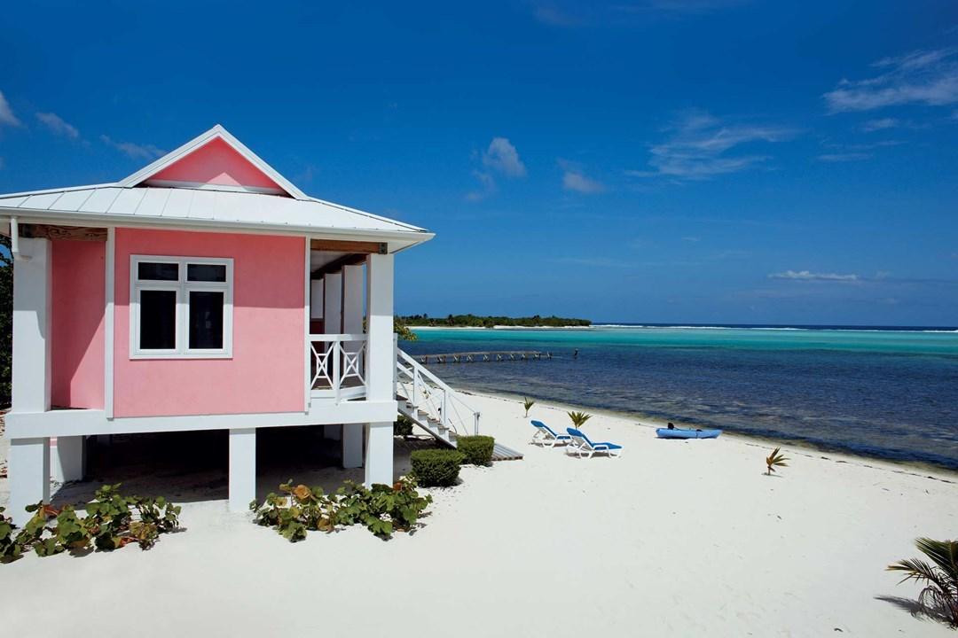 החיים בוורוד: בית חוף באיי קיימן (Jim Franco)