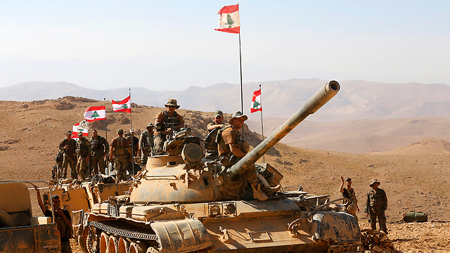 Lebanese Army (Photo: AP)