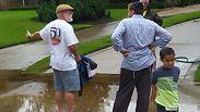 צילום:  Chabad.org/Hurricane