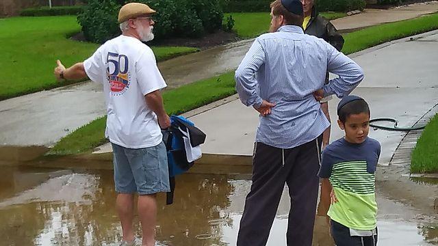 (צילום:  Chabad.org/Hurricane)