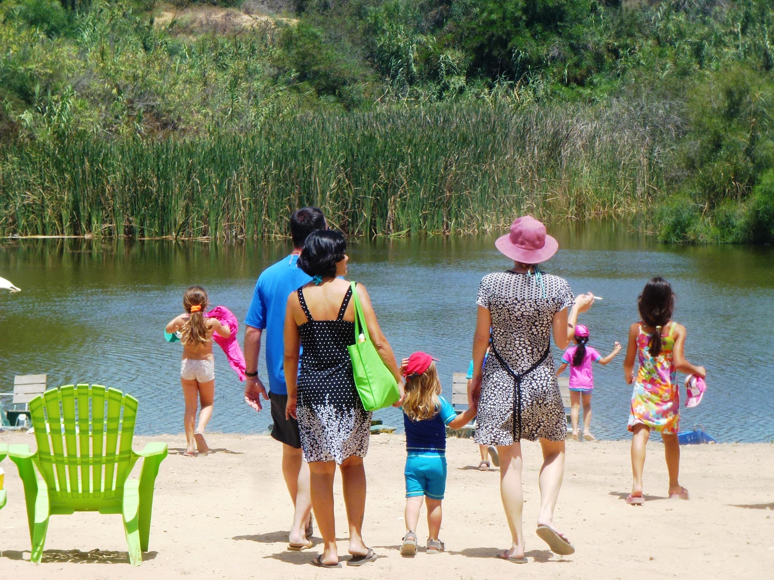 אגם ניצנים (צילום: אנמה)