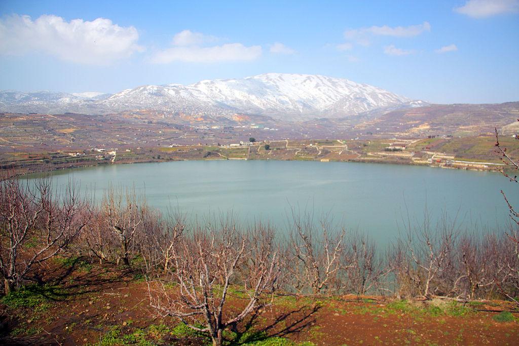 האגם הטבעי: בריכת רם (צילום: Idobi)