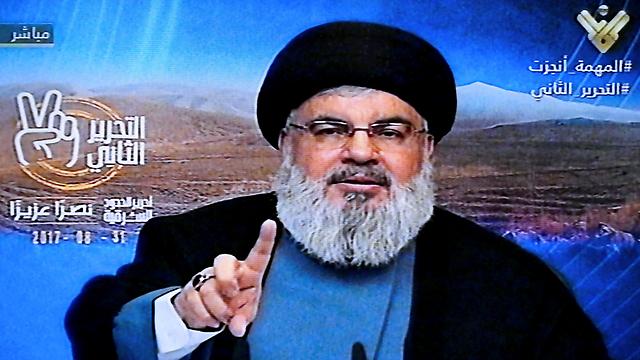 Hezbollah Secretary-Genera Hassan Nasrallah (Photo: EPA)