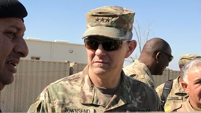 גנרל סטיבן טאונסנד (צילום: AP) (צילום: AP)