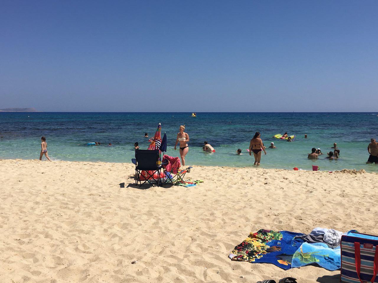 האזור המותר: איה נאפה, קפריסין