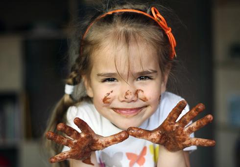 קצת שוקולד וסוכר (צילום: Shutterstock)