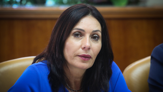 Minister of Culture Regev initially announced Netanyahu  will speak at the ceremony (Photo: Marc Israel Sellem)