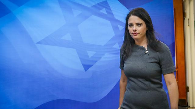 Ayelet Shaked (Photo: Marc Israel Sellem)