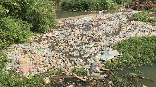 נהר הבקבוקים בשבוע שעבר