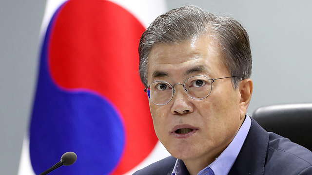South Korea's President Moon Jae-in (Photo: Reuters)