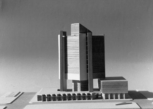 מגדל בבאר שבע (לא נבנה) (באדיבות חיליק ערד)
