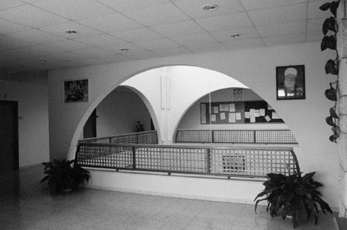 בית המועצה המקומית ינוח-ג'ת (באדיבות חיליק ערד)