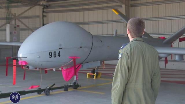 Drones to also take part in the drill (Photo: IDF)