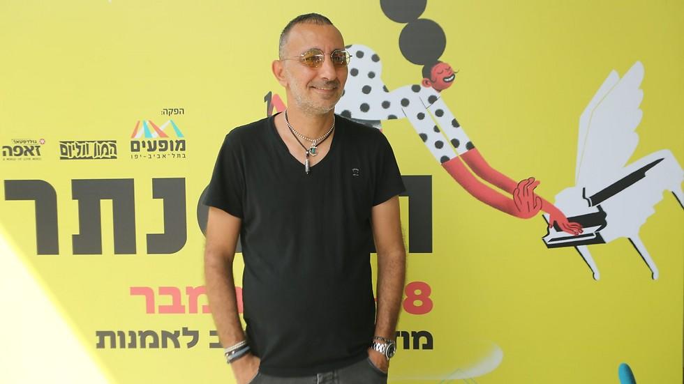 שמעון בוסקילה (צילום: ירון ברנר) (צילום: ירון ברנר)