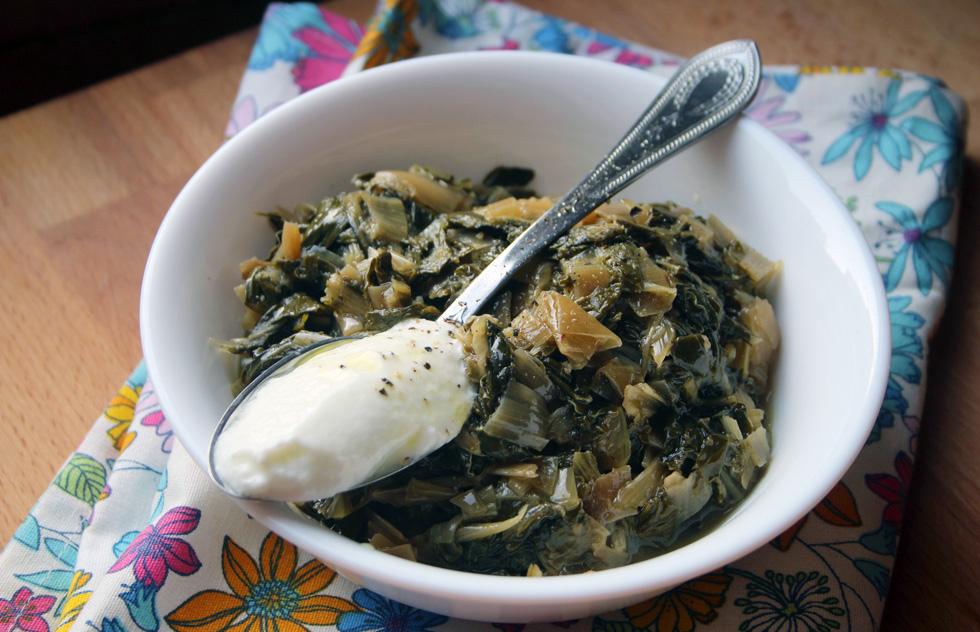 מוסיפים כף יוגורט או בולגרית ויש לכם ארוחה קלה (צילום: ילנה ויינברג)