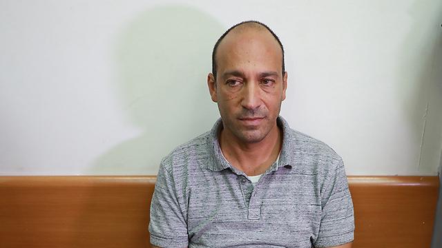 Rami Tayed, political adviser to Minister Steinitz (Photo: Dana Kopel)