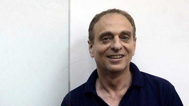 זנדברג. קיבל כ-100 אלף שקלים כדי לקדם את העסקאות של גנור (צילום: שאול גולן)