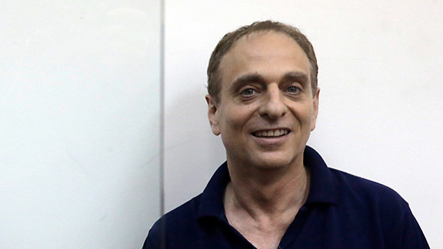Former minister Eliezer (Moodi) Sandberg (Photo: Shaul Golan) (Photo: Shaul Golan)