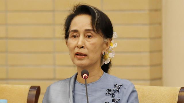 Suu Kyi (Photo: MCT)