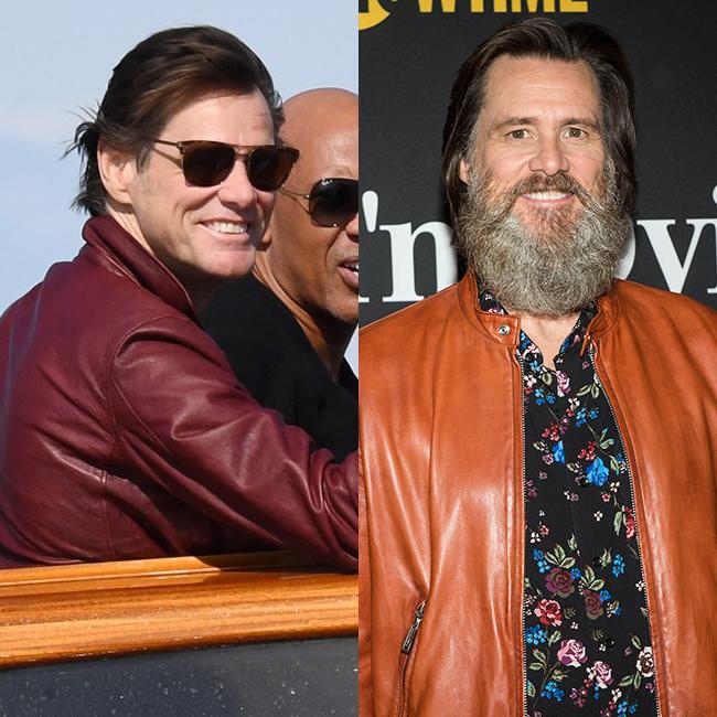 לפני ואחרי. ג'ים קארי והמהפך (Splashnews, GettyImages)
