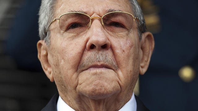 Cuba's President Raul Castro (Photo: AP)