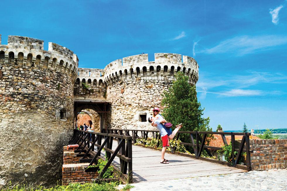 בלגרד: יעד מבוקש על ידי שוחרי בילויים מכל רחבי אירופה (צילום: Shutterstock)