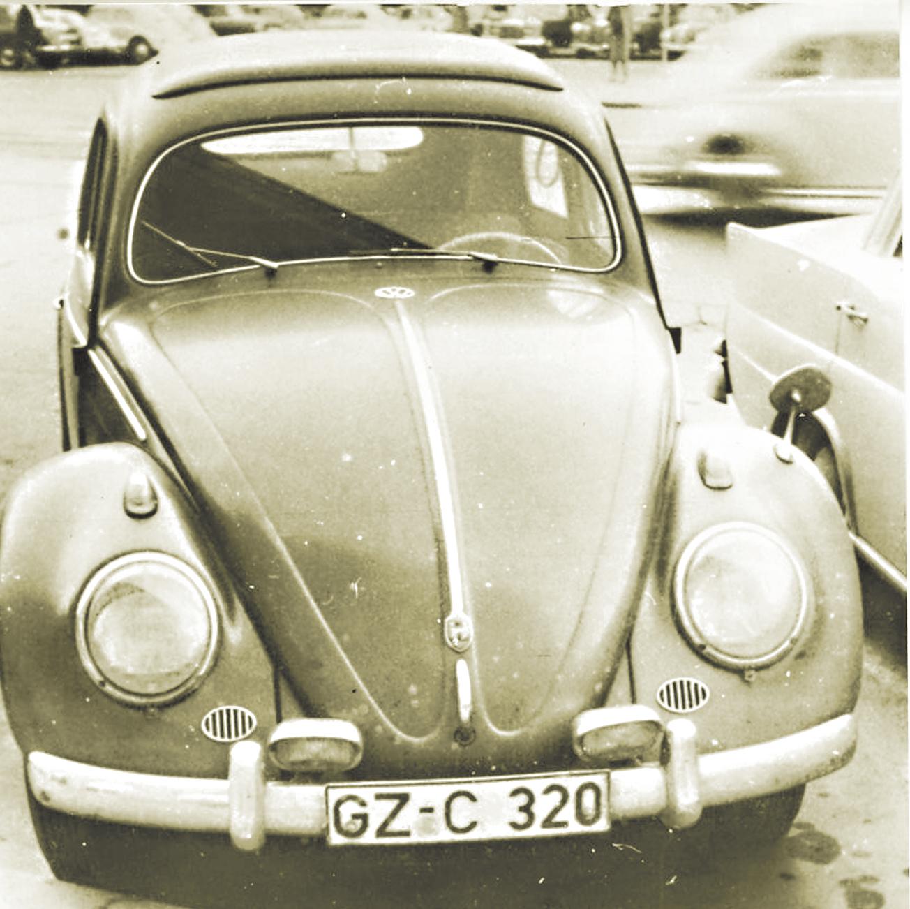 רכב החיפושית של מרתה