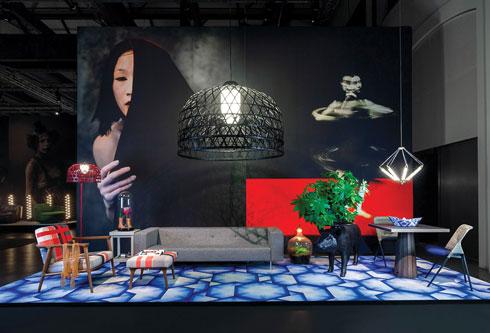 עיצובים של Moooi לתערוכה הגדולה במילאנו. נמכרים בארץ ברשת טולמנ'ס
