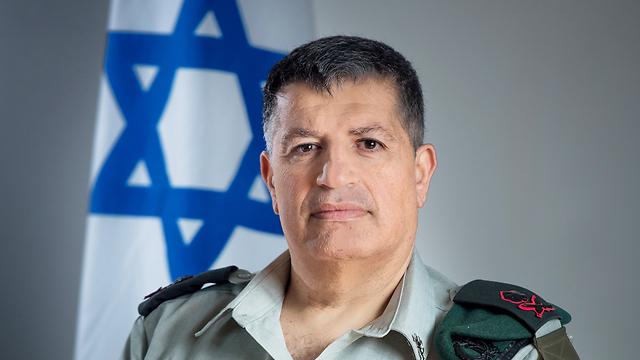 Gen. Yoav Mordechai (Photo: IDF)