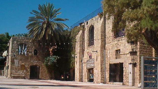 The Arab-Hebrew Theater in Jaffa (Photo: PR)
