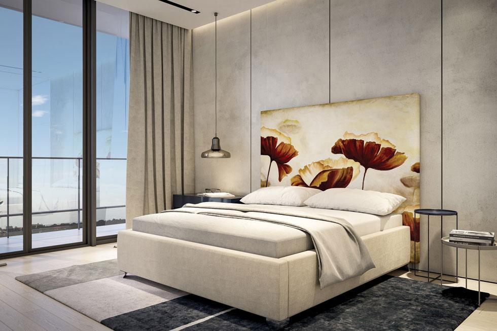 מיטה ומזרן קינג דיוויד ART (צילום: קינג דיוויד ART)