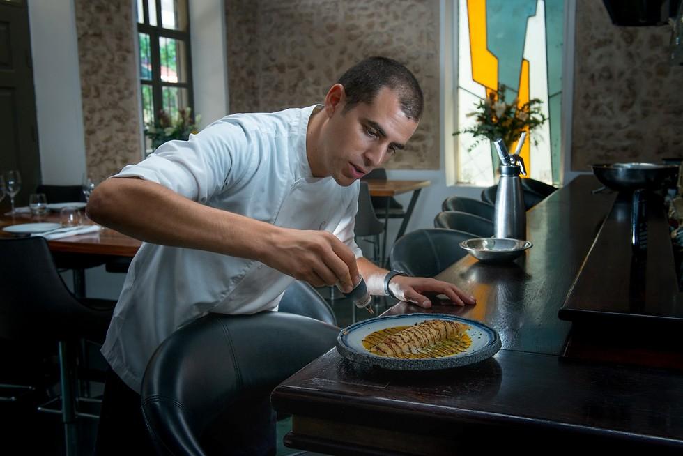 כל לקוח עם אינסטגרם יכול להרוס מסעדה. אוראל קמחי (צילום: ירון ברנר) (צילום: ירון ברנר)
