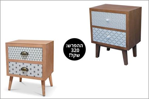מימין: הרמוניה לבית, משמאל: ביתילי (צילום: ישראל כהן ובאדיבות הרמוניה לבית)